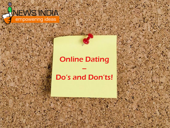 Do's and don'ts of online dating