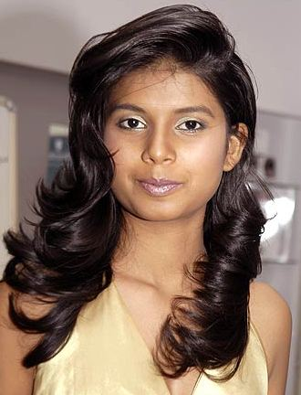 Modern Indian Hairstyles Four cool hair styles of the season for women!