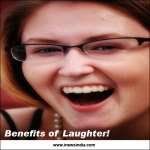 Top Five Benefits of Laughter!