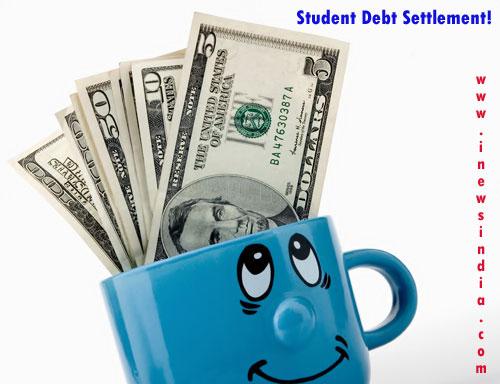 want settle student loan