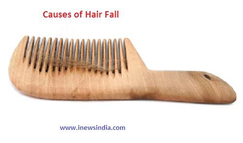 Hair Fall Causes