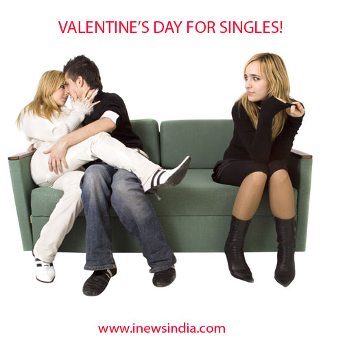 How to Spend the Valentine Day when you are Single!