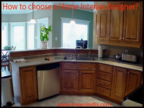 How to choose a Home Interior designer?