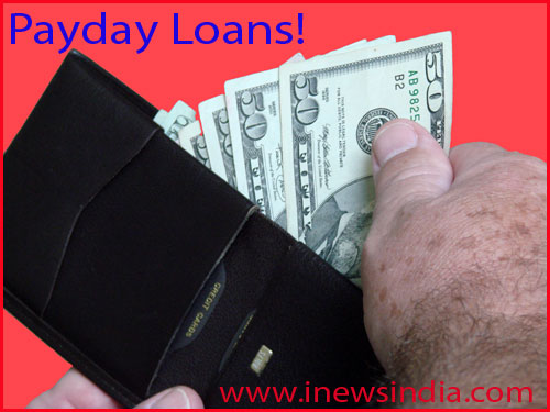 Payday Loans – No Credit Check Loans!