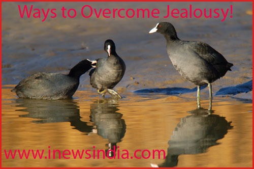 Ways to Overcome Jealousy!