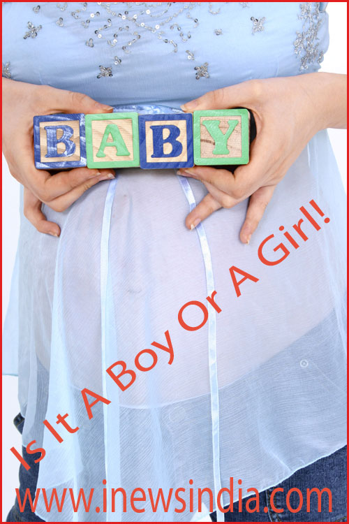 Is It A Boy Or A Girl!