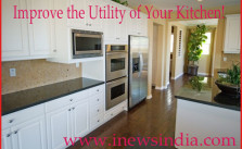Improve the Utility of Your Kitchen