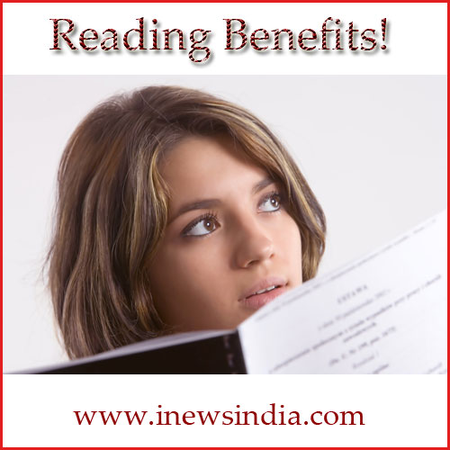 Reading Benefits
