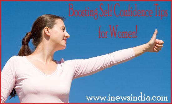 Self Confidence Tips for Women!