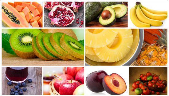 10 Amazing Fruits for Beautiful Skin