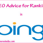 SEO Advice for Ranking in Bing!