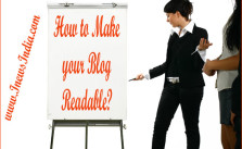 How to Make your Blog Readable?