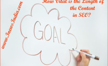 How vital is the Length of the Content in SEO?