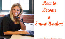 How to Become a Smart Worker?