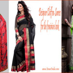 Designer Chiffon Sarees for the Feminine Look!