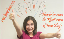 How to Increase the Effectiveness of Your Blog?