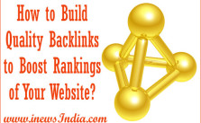 How to Build Quality Backlinks to Boost Rankings of Your Website?