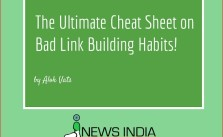 Bad Link Building Habits