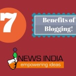 7 Benefits of Blogging!