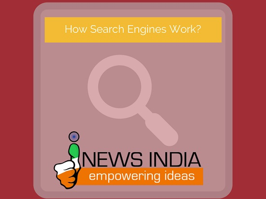 How Search Engines Work?