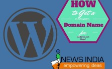 How to Get a Customized Domain Name for WordPress.com Blogs?
