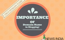 Importance of Domain Name in the World of Blogging!