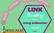 Link Building Mistakes which Every Webmaster Should Avoid!