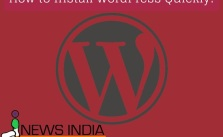 How to Install WordPress Quickly!