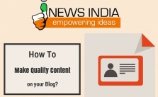How to Make Quality Content on your Blog?