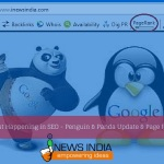 Latest Happenings in SEO – Penguin & Panda Update & Page Rank!