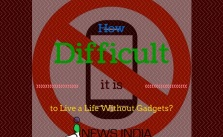 Technology Detox... the new diet! Life Without Gadgets
