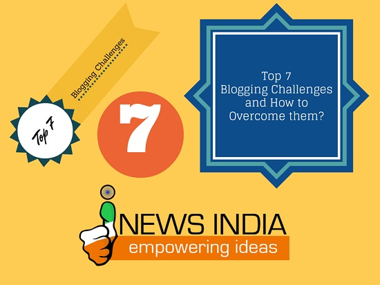 Top 7 Blogging Challenges and How to Overcome Them!