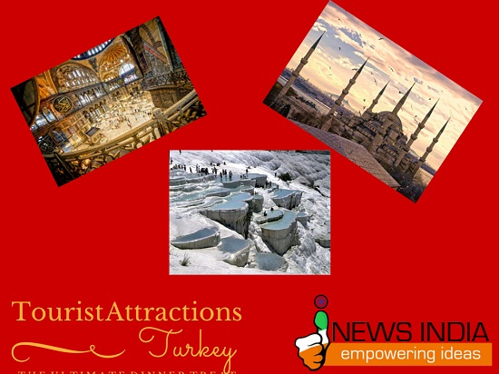 Tourist Attractions in Turkey!