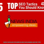 5 SEO Tactics You Should Know!