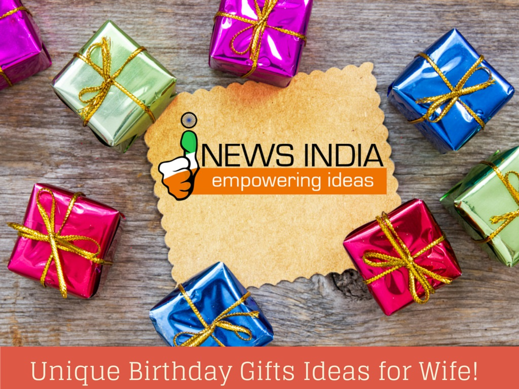 Unique Birthday Gifts Ideas For Wife