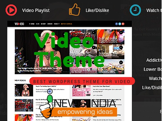 Best WordPress Theme for Video