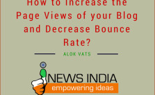 How to Increase the Page Views of your Blog and Decrease Bounce Rate?