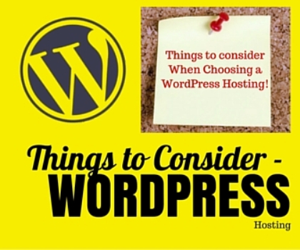 Looking for WordPress Hosting?