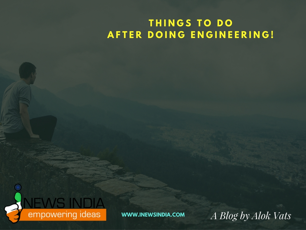 Things to Do After Doing Engineering
