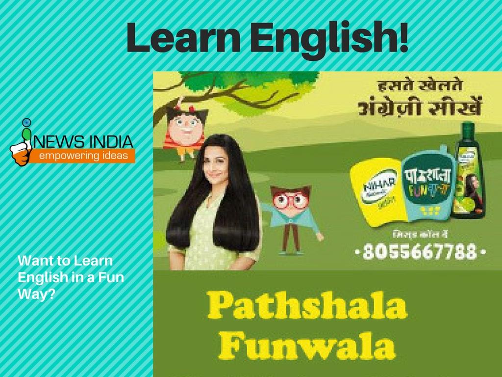 Learn English in a Fun Way